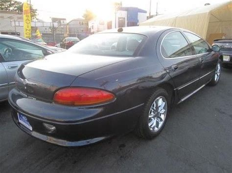 2004 Chrysler Concorde Problems by Purchase Used 2003 Chrysler Concorde Limited Sedan 4 Door