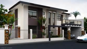 Spectacular Modern House Small by Spectacular Residential House With Mesmerizing Interior