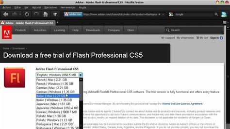download adobe flash free trial