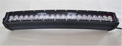 radius curved led light bars