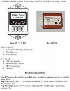 Kib Electronics 15 Amp Water Pump Controller Upgrade Kit