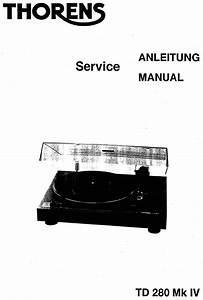 Pin On Turntables Service Manuals