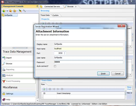 fb tracemanager lite