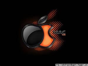 Mac Apple Logo Desktop Wallpapers