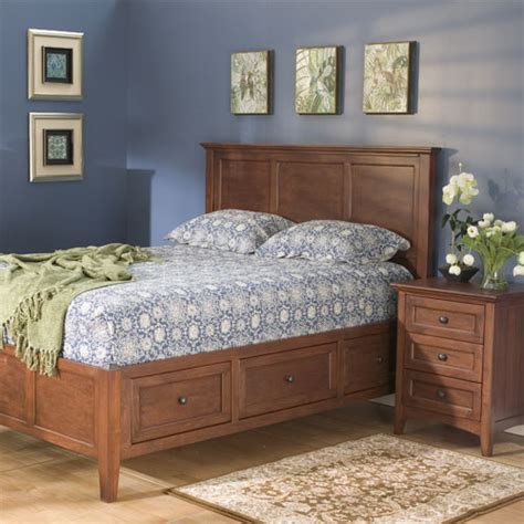 Mckenzie Bedroom Furniture by July Featured Manufacturer Whittier Wood Products