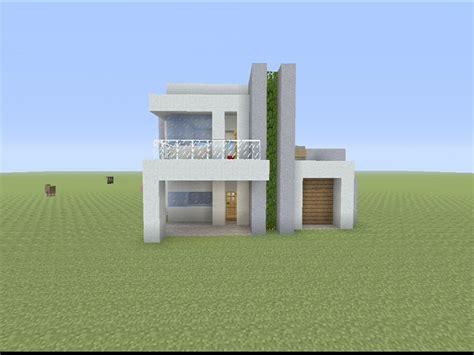 Minecraft Small Modern House Designs Small Modern House