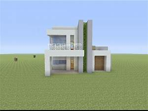 Minecraft Small Modern House Designs Small Modern House ...