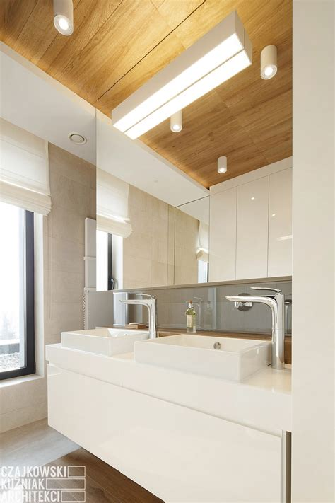 timeless minimalist family home  light wood  white