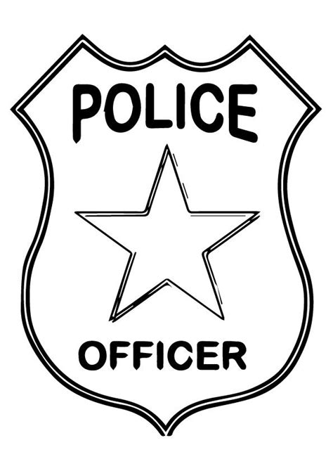 police badge craft for preschool 17 best ideas about crafts on community 714