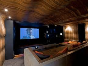 Home Theater Ceiling Design by Home Theatre Entertainment Room Interior Design Ideas