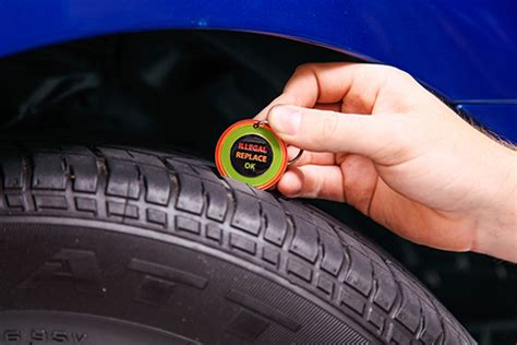 How To Check Tread On Tyres