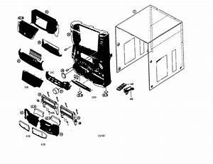 Panasonic Cd Stereo System Parts