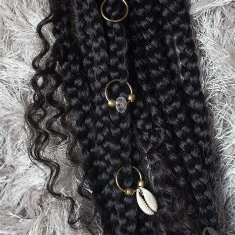 braid accessories  types  box braid accessories