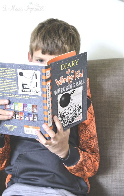 printable diy project planner diary   wimpy kid