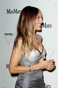SARAH JESSICA PARKER at Whitney Museum of American Art ...