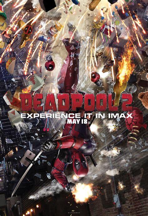 Deadpool 2 (2018) Poster #10  Trailer Addict