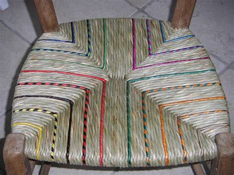 paillage chaise chair restoration the straw shop