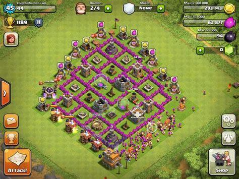 clash  clans builder   layout strategies