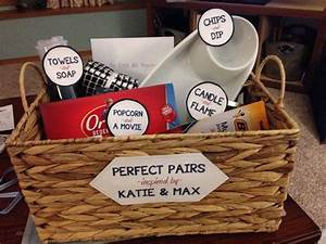 quotperfect pairsquot bridal shower gift inspired by http www With diy wedding shower gifts