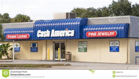 cash america store editorial stock photo image