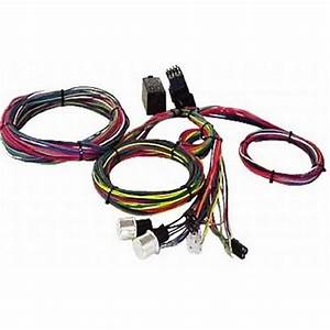 New Mr  Roadster Economy 12 Circuit Wiring Harness