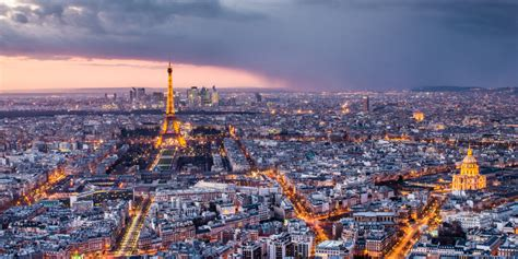 Tour Montparnasse Has A Better View Than The Eiffel Tower
