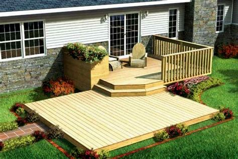 floor impressive lowes deck planning guide  cheap