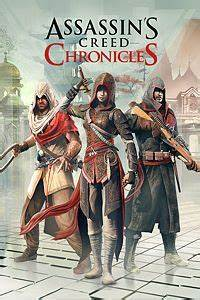 Buy Assassin's Creed Chronicles – Trilogy - Microsoft Store