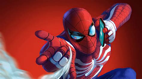 ❤ get the best spiderman cartoon wallpapers on wallpaperset. Spiderman On Phone 4k, HD Superheroes, 4k Wallpapers, Images, Backgrounds, Photos and Pictures