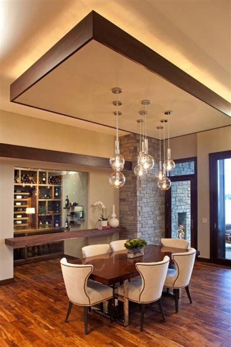 Contemporary Kitchen Design Ideas Tips - tips to create a great false ceiling design happho