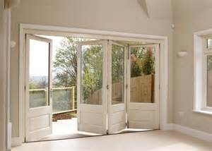 bi fold french doors for a 72 in opening prefab homes