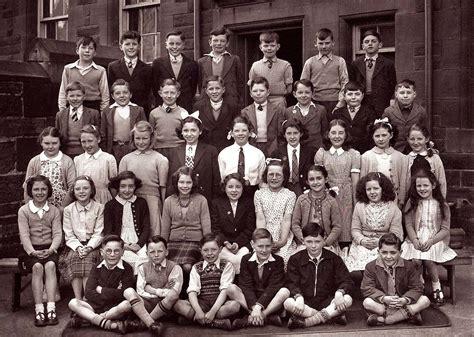Preston Street School Class - 1946-47