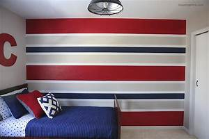 How to paint perfect striped walls i heart nap time