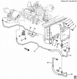 Gmc Envoy Transmission Cooler Line Diagram