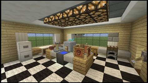 minecraft tutorial     kitchen youtube