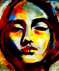 Expressionist Portrait Artists Contemporary