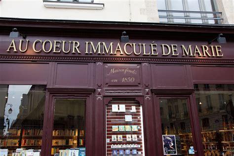 Découverte  Au Coeur Immaculé De Marie  Paris Capitale