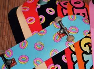 odd future golf wang release new skate deck designs