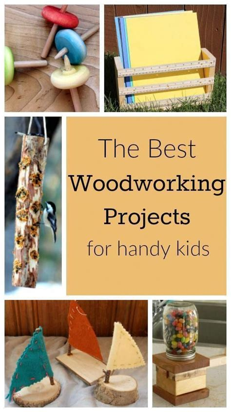 great woodworking projects  kids perfect