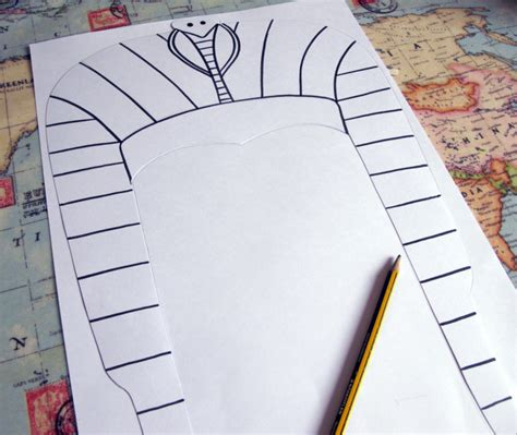 Ancient Mask Template by How To Make An Mask Hobbycraft