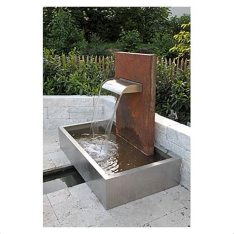 9 best images about vertical water feature on