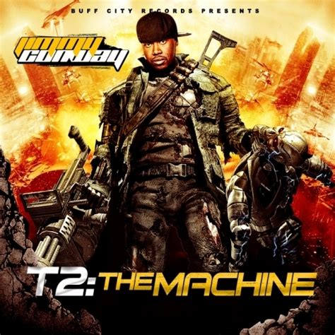 T2 The Machine Mixtape By Jimmy Conway Hosted By Dj Shay