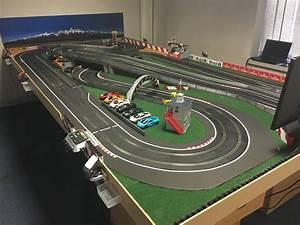 Scalextric Digital Track Designs