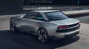 Peugeot E Concept : peugeot e legend concept impresionante auto el ctrico con ~ Melissatoandfro.com Idées de Décoration