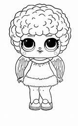 Lol Disco Coloring Surprise Dolls Printable Sheets Doll Coloring1 Drawing Kinder Colouring Colorir Boy Desenhos Adult Desenho Puppen Omg Imprimir sketch template