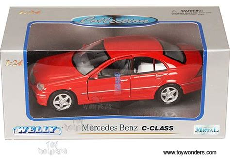 Our car experts choose every product we feature. mercedes benz C Class Hard Top by Welly 1/24 scale diecast model car wholesale 2097R