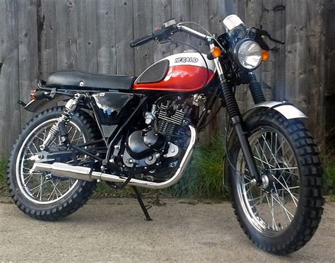 I Would Love Me One Of These (125cc Motorcycle Content