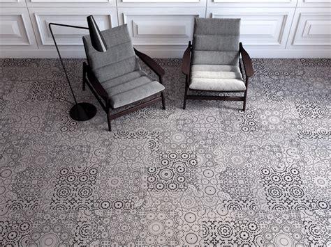 Motiv Teppichboden Auf Fliesen Aarhus By Object Carpet