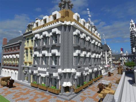 xvii century cathedral city minecraft building