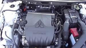 2011 Mitsubishi Lancer  Start Up  Engine  And In Depth